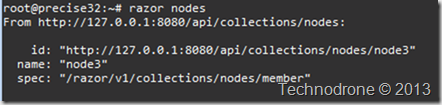 razor nodes