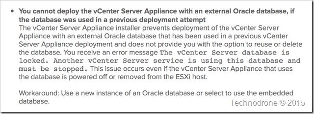External Oracle