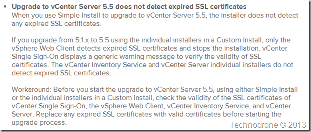 SSL expired