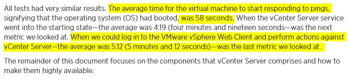 vCenter 5.5