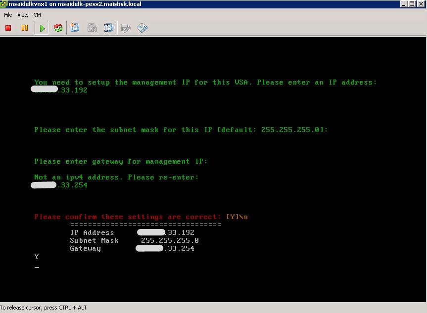 IP Settings 1