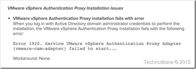 Authentication Proxy