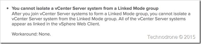 linked mode