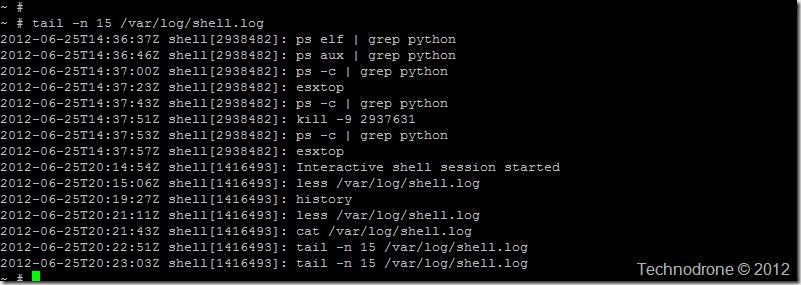 shell.log